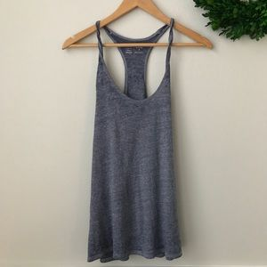 • Saturday Sunday • Anthropologie Burnout Tank S